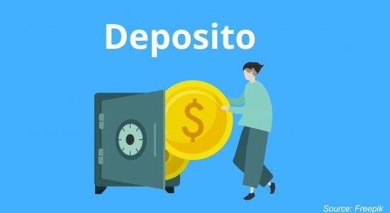 jenis deposito