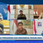 Menuju Presidensi G20 Indonesia 2022